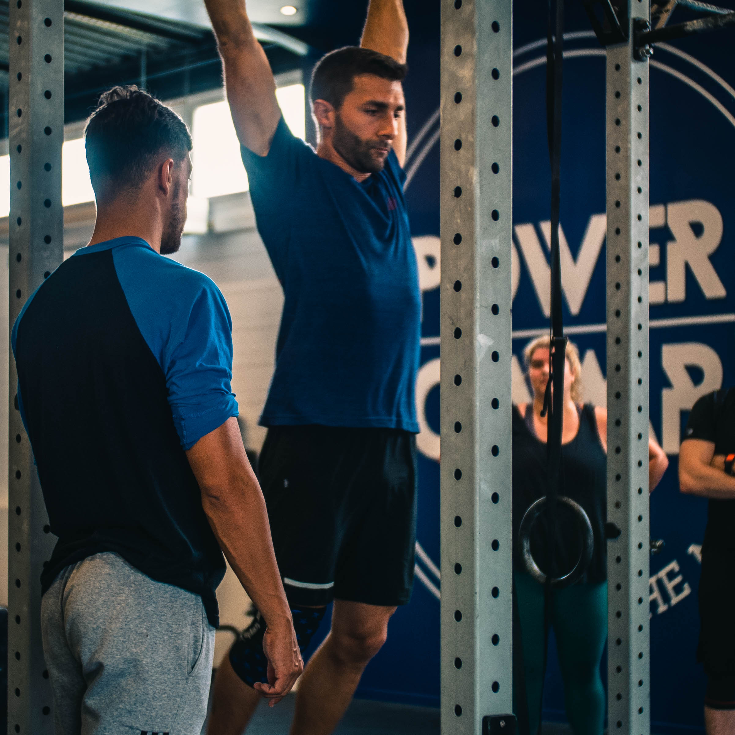 muscle up powercamp